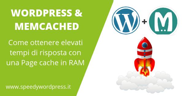 Wordpress e Memcached