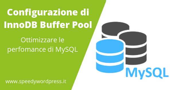 Configurazione innodb buffer pool